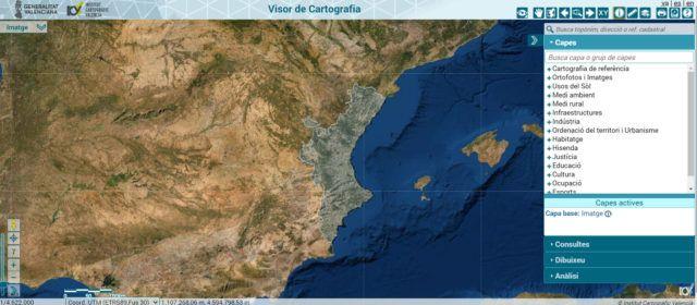 La Generalitat anuncia la inclusión en su visor cartográfico de los carriles bici de la Comunitat Valenciana