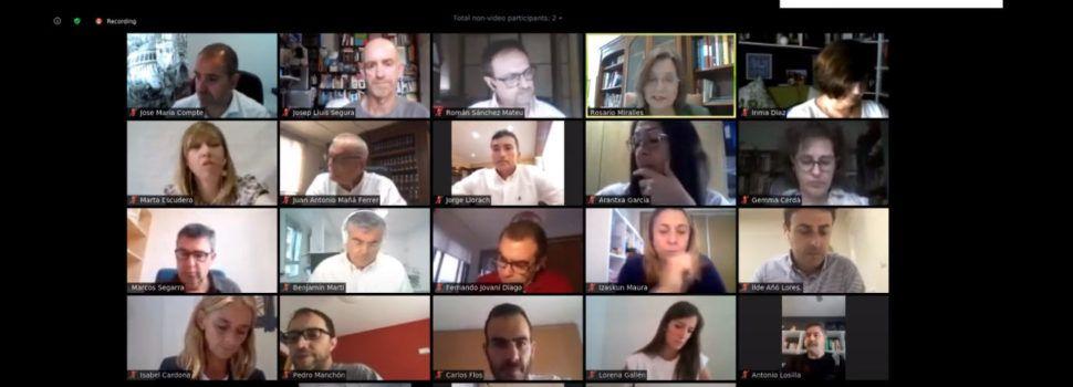Vídeo: ple extraordinari i urgent de l'Ajuntament de Benicarló