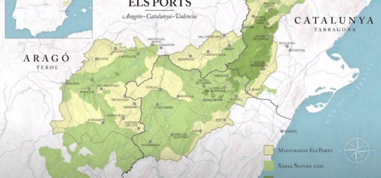 El projecte Maestrazgo-Ports, tramitat amb opacitat segons l'Associació per la Recuperació de la Tinença