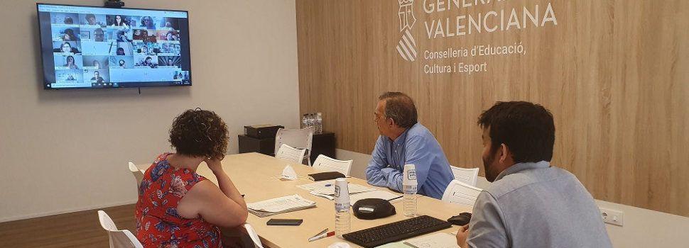 Vicent Marzá: seguretat a les aules i, sempre que siga possible, reducció de ràtios