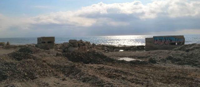 L'Estanyet i els búnquers del litoral d'Alcanar