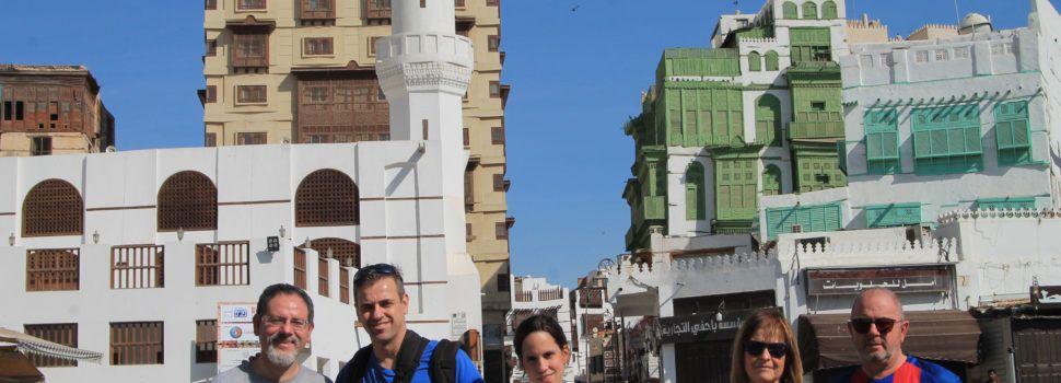 Miguel Ordóñez, de Vinaròs, trotamundos: lleva 148 países visitados (y 2)