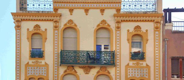 Ben Vist: El Modernisme a Vinaròs, II