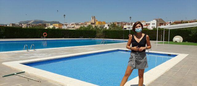 Les piscines de Canet obriran el 3 de juliol amb totes les mesures de seguretat
