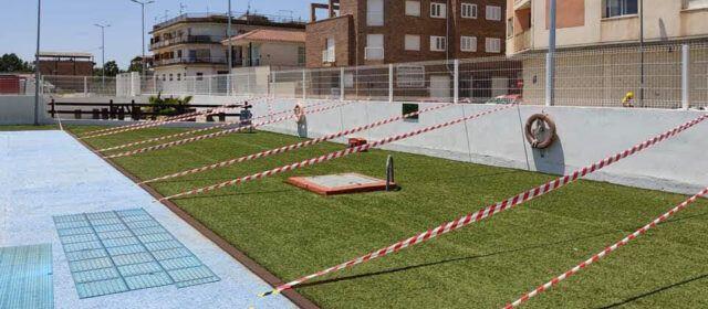 La piscina municipal d'Ulldecona obri portes avui amb control d'aforament, vestuaris tancats i mesures de seguretat i higiene