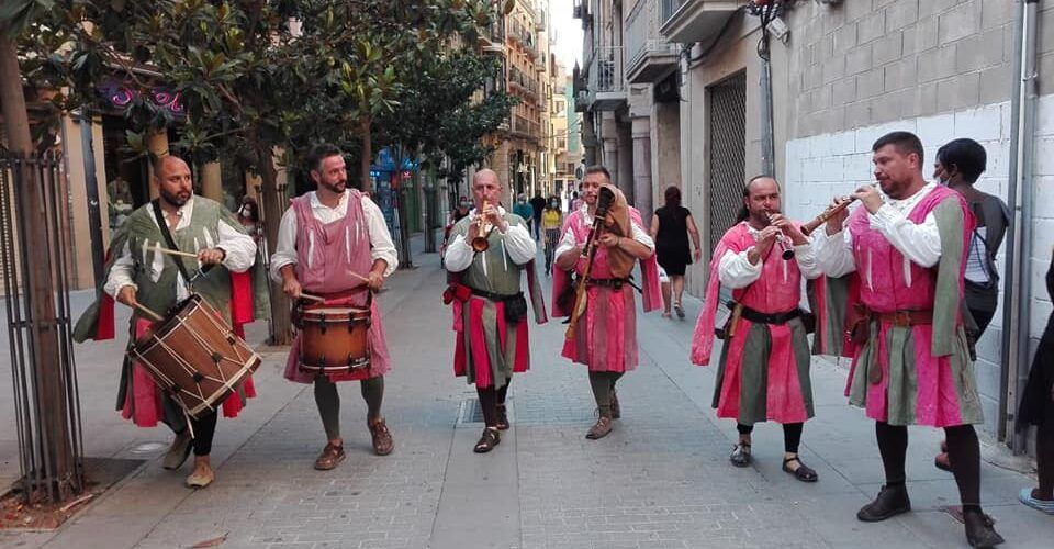 Vídeo i fotos: Tast de la festa del Renaixement de Tortosa, amb presència vinarossenca