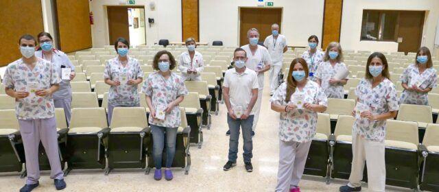 Trabajo en equipo de los hospitales de Vinaròs, Vila-real y General de Castellón para traslado de pacientes pediátricos necesitados de cuidados intensivos