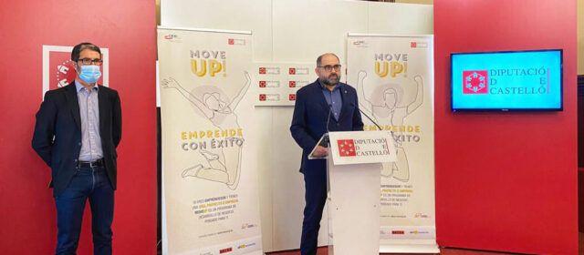 Projectes de Catí, Culla i Vinaròs, entre els seleccionats per participar en el programa d'emprenedoria de la Diputació i CEEI
