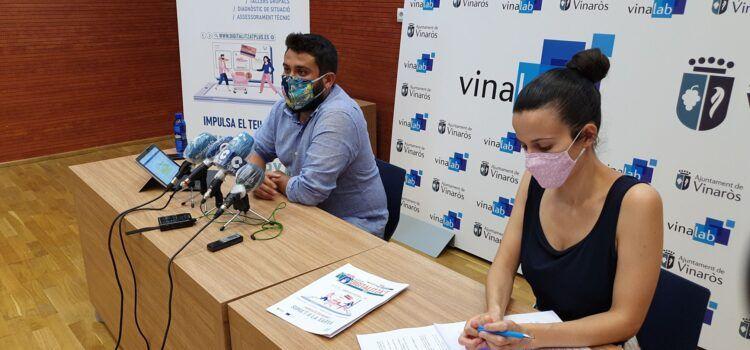 Vídeo: presentació del programa Vinaròs Digitalitza't Plus