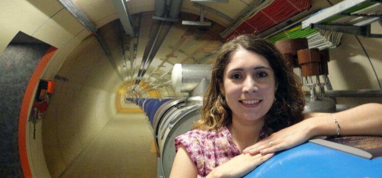 El experimento ATLAS, con sello de una investigadora de Sant Mateu, Arantxa Ruiz