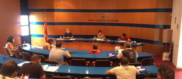 Carme Masià, primera dona a presidir el Consell Esportiu del Montsià
