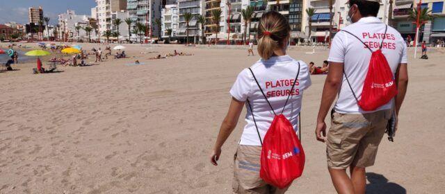 Vinaròs compta amb quatre auxiliars de platges