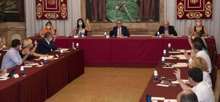 La Diputació reivindica el restabliment de l'AVE Madrid-Castelló i que no es desmantellen oficines de Correus com la de Vinaròs
