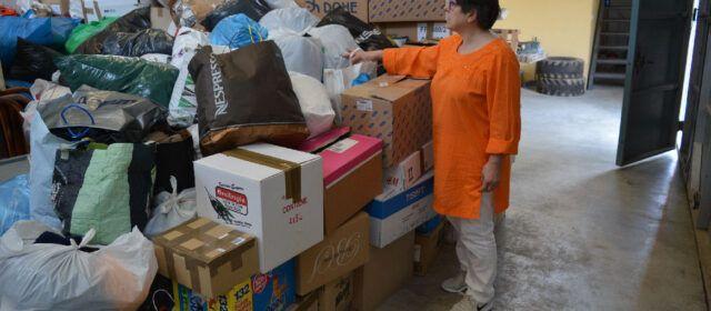 Morella comença demà la campanya solidària de recollida de roba