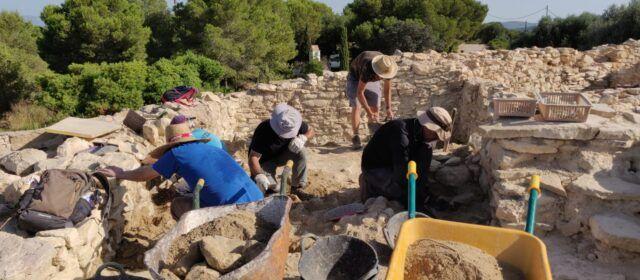 Vídeo: balanç de les excavacions arqueològiques al Puig de Vinaròs