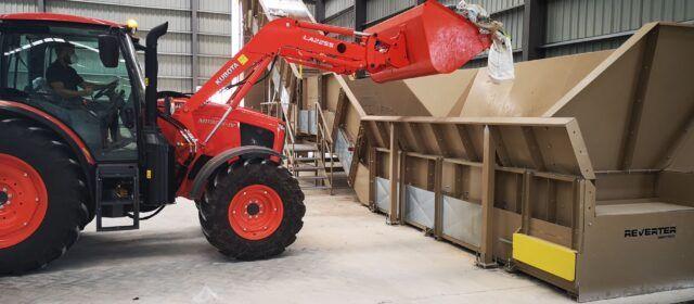 La planta de transferència d'envasos de l'Aldea gestionarà fins a 4.000 tones anuals