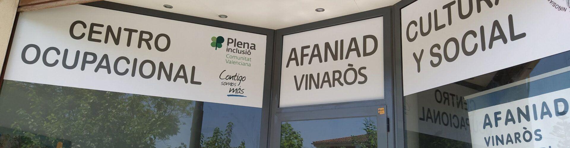AFANIAD Vinaròs ofrecerá en su librería social libros, cd's y dvd's a precio libre