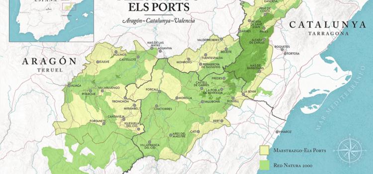 La Fundació Global Nature retira la Iniciativa Maestrat-Els Ports de la província de Castelló, rere el rebuig de la Mancomunitat dels Ports