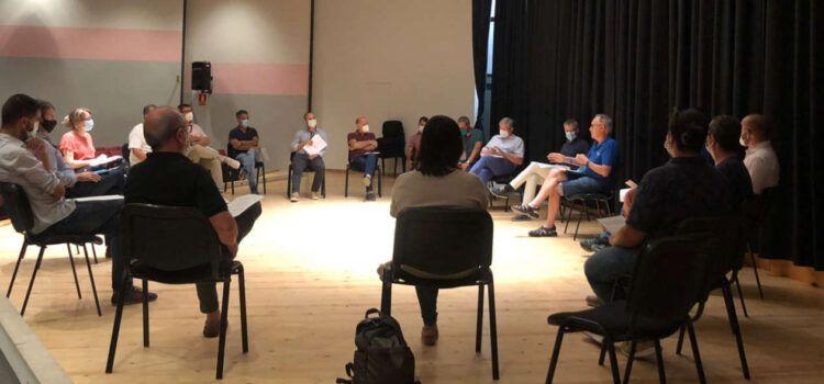 Manifest institucional de les Terres de l'Ebre front al transvasament a Santander