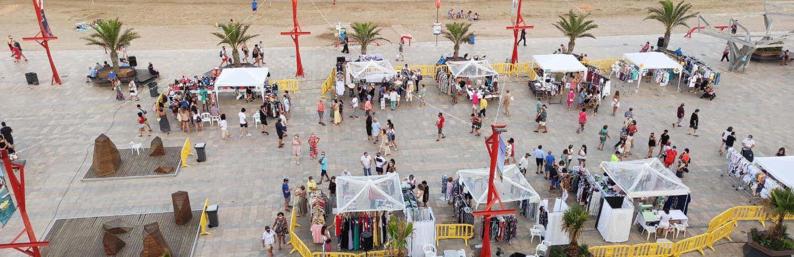 Complicada situación de los comercios de Vinaròs por la pandemia, como reconoce Pereda