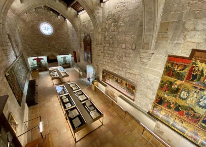Finalitzats els treballs de renovació i actualització de l'exposició de la col·lecció de la Catedral de Tortosa