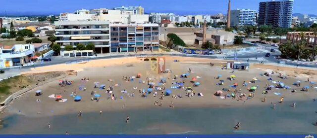 Policia local Vinaròs: detingut per diversos delictes i vols preventius a les platges