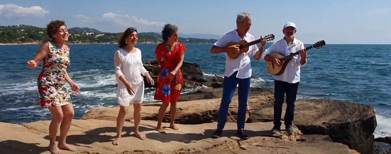 Vídeo: Marineiro so, per Pirates de la sal