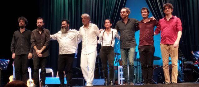 "«Cant espiritual» d`Ausiàs Marchper Carles Denia al ""Vinaròs Arena"""