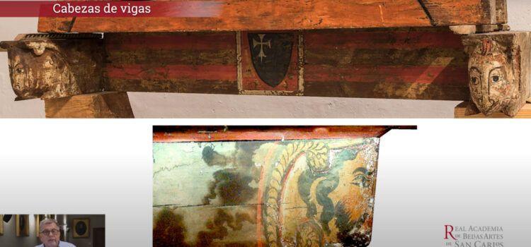 Vídeo: las decoraciones medievales de la iglesia de Vallibona