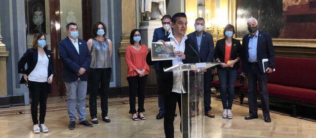 Esquerra Confederal, ERC-EH i Junts per Catalunya demanen al Senat al PSOE que no vete ara investigar el projecte Castor