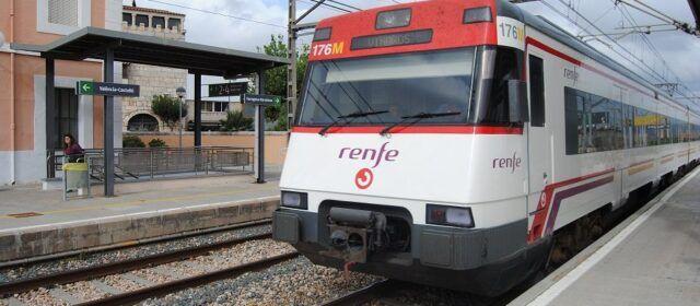 El Ayuntamiento de Alcalà-Alcossebre solicita que se recuperen los trenes eliminados con Castellón