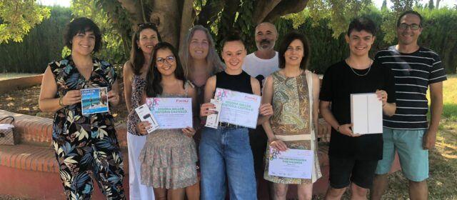 Premis per a alumnes del Ramon Cid de Benicarló en el concurs de narrativa Ficcions
