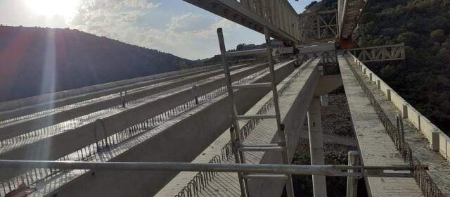 Nou video del port de Querol a la N-232, terme de Morella