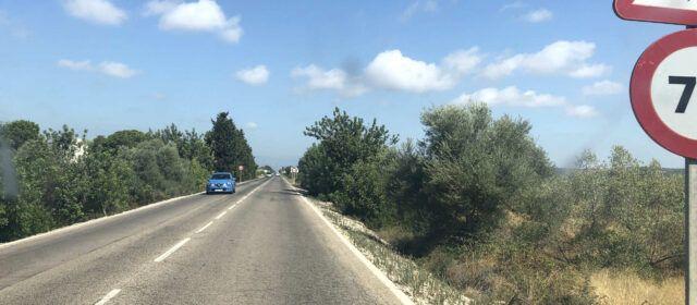 Mulet demana accelerar la millora dels accessos a l'autopista i posa com a exemple la situació de la perillosa N-238