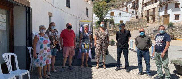 La vicepresidenta de la Diputació defensa a Vallibona que l'eliminació de convenis singulars amb pobles menuts els ha beneficiat
