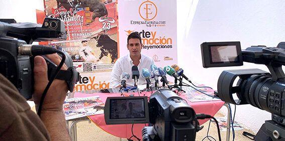 """Vinaròs programa el primer y único festejo taurino popular """"post-COVID"""" en la Comunitat con un Concurso de Recortadores y suelta de vacas"""