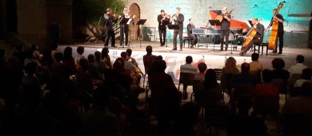 El Festival Internacional de Música Antiga i Barroca de Peníscola conclou amb èxit la seua XXV edició