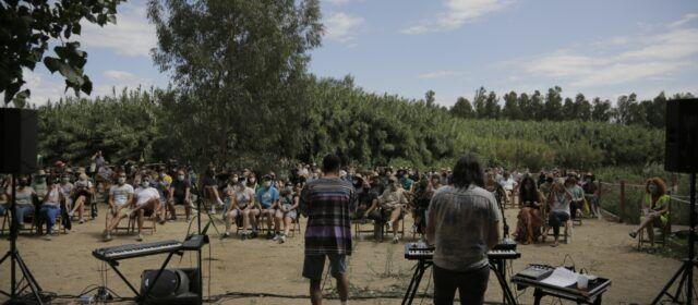 Balanç de l'Eufònic: Més de 3.000 persones han passat pels concerts i actuacions presencials i més d'un miler han seguit les accions telemàtiques