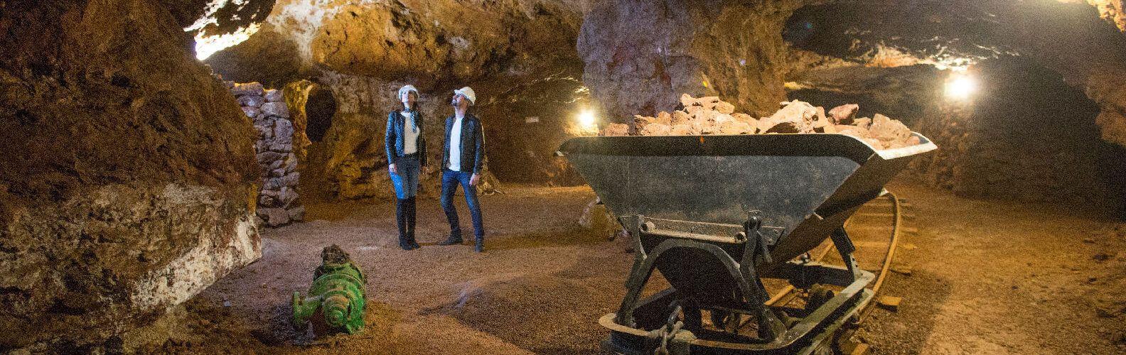 El Parc Miner del Maestrat: viaje en el tiempo para recordar la extracción de hierro