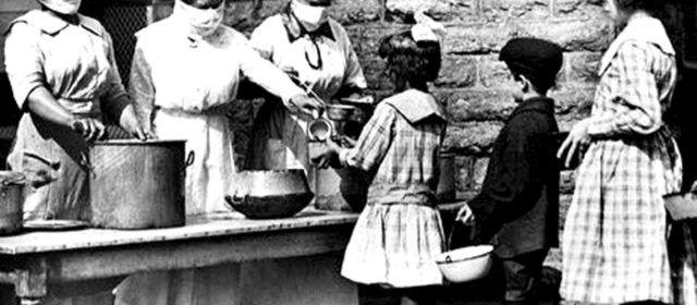 """Deconstrucció social: """"Bigmat-Àlvar Albalat"""" i la grip del 1918"""