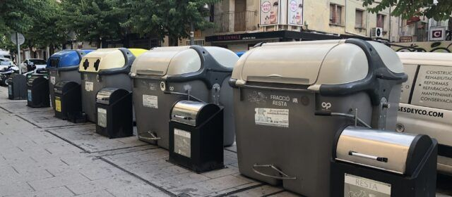 """PP Vinaròs reclama una solución """"urgente y definitiva"""" para los contenedores soterrados"""