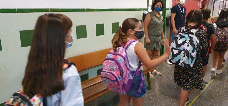 El STEPV considera que l'entrada esglaonada facilita la incorporació de l'alumnat a les aules