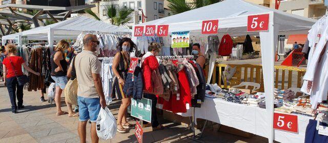 Fotos: Botigues al carrer a Vinaròs