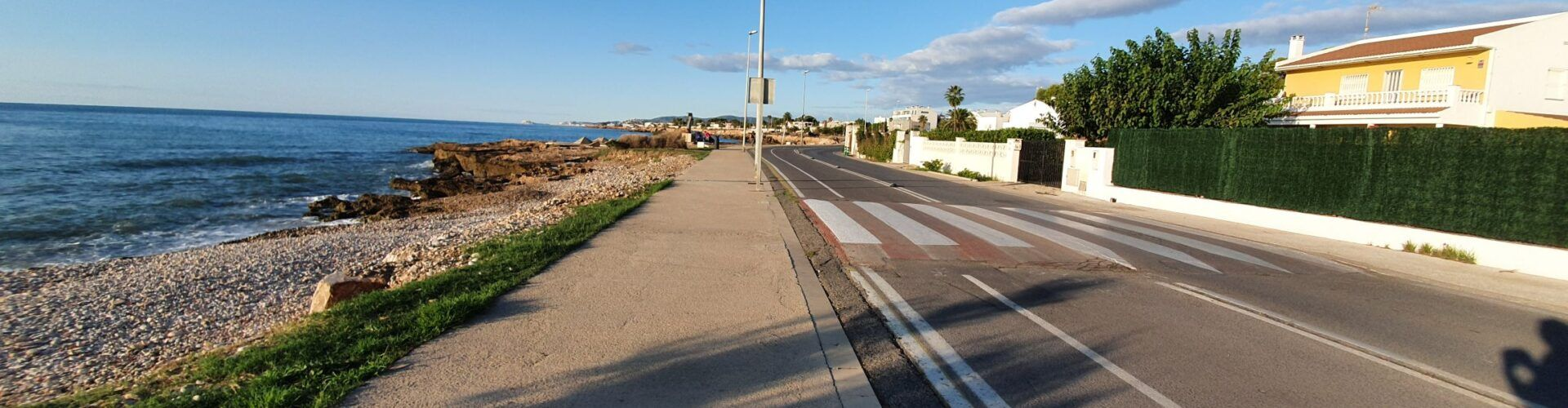 El Ayuntamiento de Vinaròs desestima el recurso presentado por el PVIsobre la unidireccionalidad de la Costa Sur