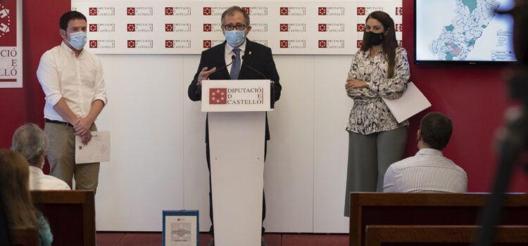 El Pla Director de l'Aigua de la Diputació de Castelló marca el full de ruta per a proveir a tota la província de manera eficient