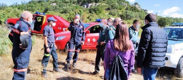 Rescatadas dos personas perdidas en Forcall