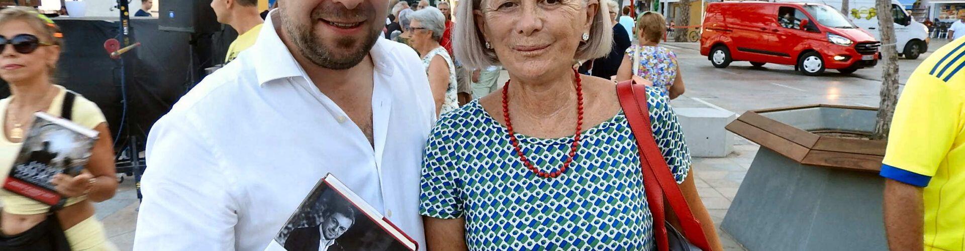 Vuelve Petra Delicado, la detective de la Premio Planeta Alicia G.Bartlett, vecina de Vinaròs