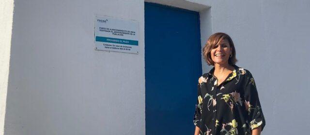 """L'alcaldessa de Canet denuncia la """"desídia i inacció"""" de l'administració autonòmica per a donar solució al proveïment d'aigua a Canet, Traiguera i La Jana"""