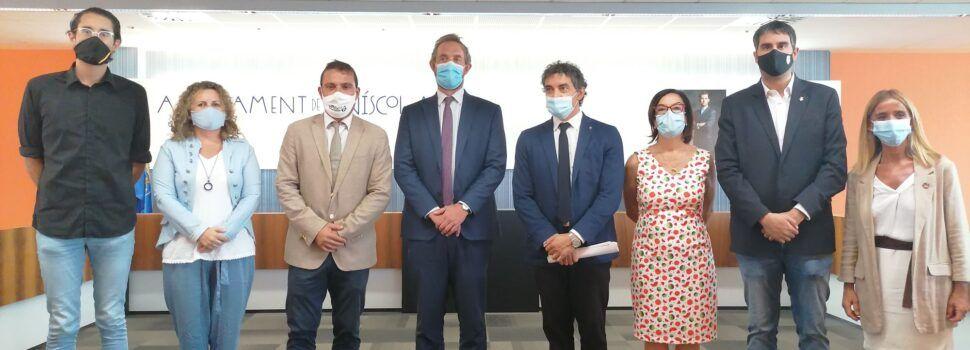 Peñíscola acoge el encuentro provincial de destinos DTI presidido por el Secretario de Estado de Turismo