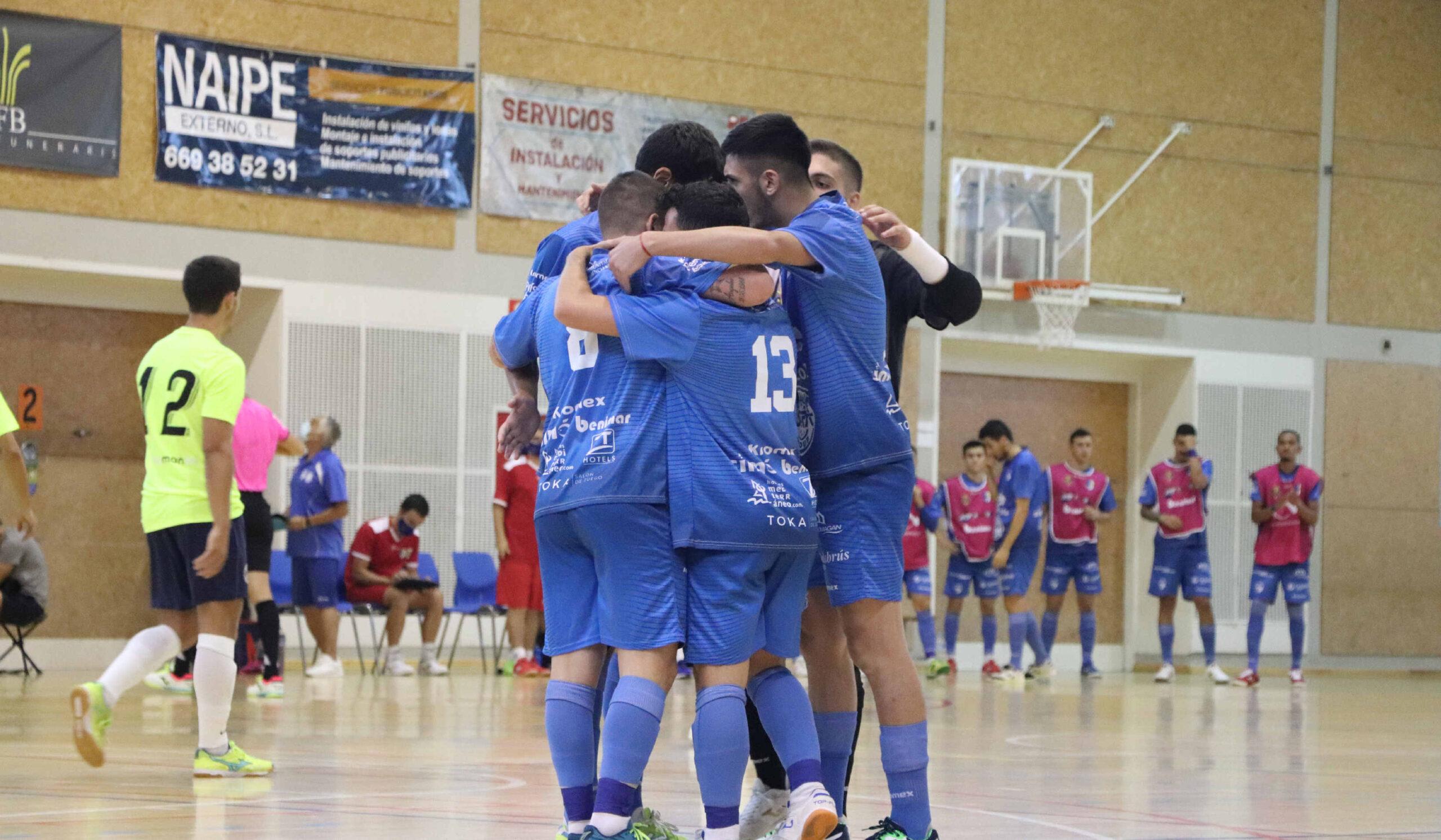 El Peñíscola Globeenergy cierra la pretemporada con victoria (5-6)